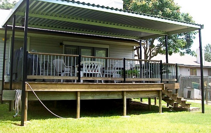 Benefits of Steel Awnings