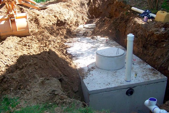 Advantages of Setting up Concrete Septic Container