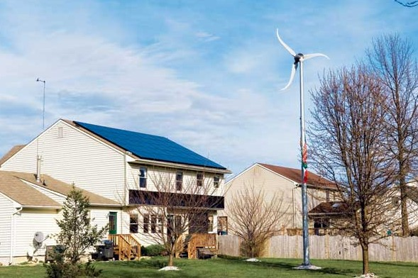DO-IT-YOURSELF Blowing wind Power For that Home owner
