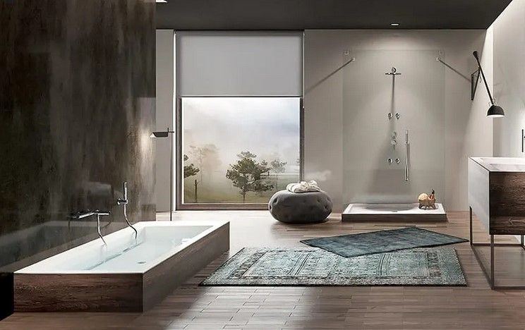 Choosing Classic Shower Edge As well as Add-ons