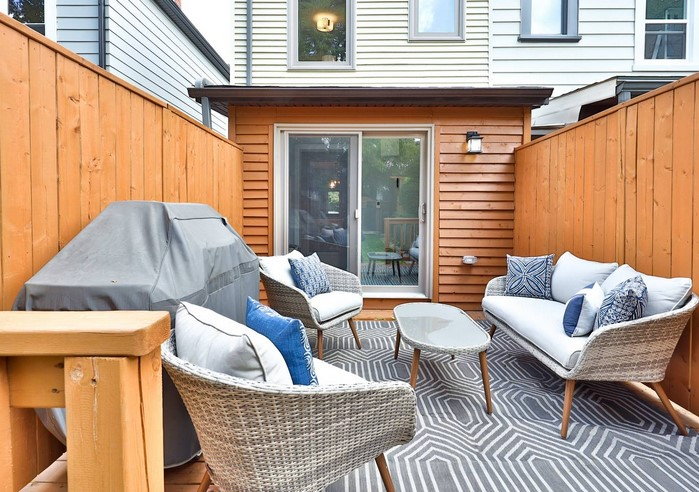 What sort of Amalgamated Outdoor patio May Improve Your own Residing Encounter