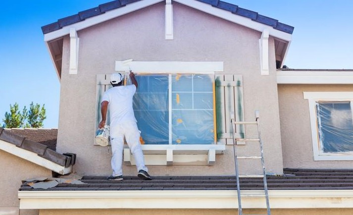How you can Fresh paint the outside of your house