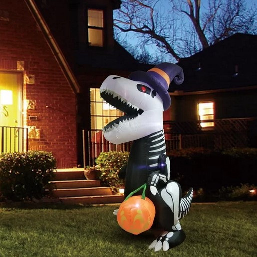 Halloween night Inflatables — four Factors Why you ought to Enhance Along with Halloween night Inflatables