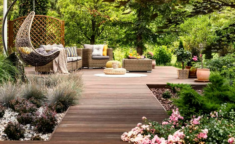 Landscape designs Ideas — Creating the actual Backyard of the Goals