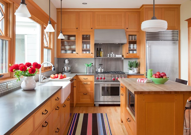 Alter Your own Kitchen area Cupboard Buttons Merely