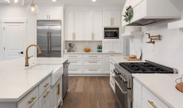 Knowing the actual Distinction In between Customized as well as Partial Customized Kitchen cabinetry